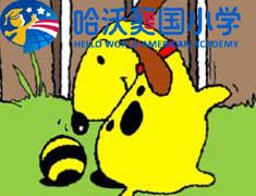 【哈沃美国小学精品绘本--初级Beginner2】Playful Puppy