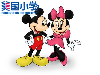 【哈沃美国小学动画演播室-movie】mickey_mouse