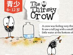 The Thirsty Crow   故事集:乌鸦喝水