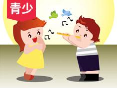 唱童谣学英语