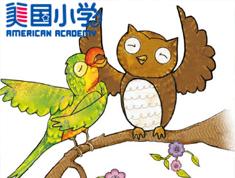 【美国小学精品绘本--初级Beginner】Best Bird  最棒的鸟