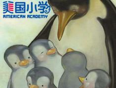 【美国小学精品绘本--中级Intermediate】Five Little penguins  五只小企鹅