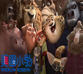【美国小学动画演播室】Zootopia: 疯狂动物城